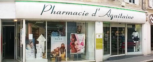 Pharmacie D'aquitaine,Libourne