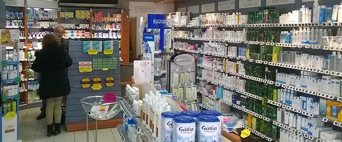 Pharmacie d'Aquitaine, Libourne