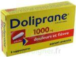 DOLIPRANE ADULTES 1000 mg, suppositoire à Libourne