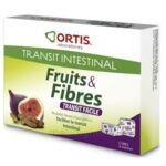 ORTIS FRUITS & FIBRES TRANSIT FACILE CUBE, bt 12 à Libourne
