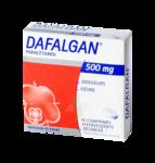 DAFALGAN 500 mg, comprimé effervescent sécable à Libourne
