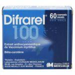 DIFRAREL 100 mg, comprimé enrobé à Libourne