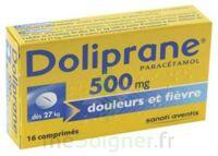 DOLIPRANE 500 mg Comprimés 2plq/8 (16) à Libourne