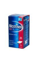 NICOTINELL MENTHE FRAICHEUR 2 mg SANS SUCRE, gomme à mâcher médicamenteuse 8Plq/12 (96) à Libourne