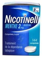 NICOTINELL MENTHE 2 mg, comprimé à sucer Plaq/144 à Libourne