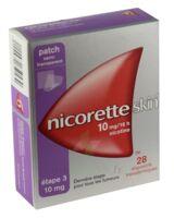 Nicoretteskin 10 mg/16 h Dispositif transdermique B/28 à Libourne