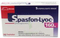 SPASFON LYOC 160 mg, lyophilisat oral à Libourne