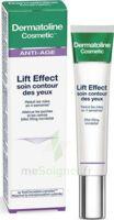 DERMATOLINE LIFT EFFECT CONTOURS DES YEUX à Libourne