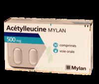 ACETYLLEUCINE MYLAN 500 mg, comprimé à Libourne