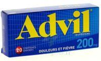 ADVIL 200 mg, 20 comprimés enrobés B/20 à Libourne