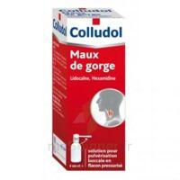 COLLUDOL Solution pour pulvérisation buccale en flacon pressurisé Fl/30 ml + embout buccal à Libourne