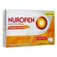 NUROFEN 200 mg, comprimé orodispersible à Libourne
