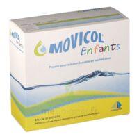 MOVICOL ENFANTS, poudre pour solution buvable en sachet-dose à Libourne