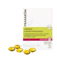 PRANAROM OLEOCAPS 5 Caps confort gynécologique & urinaire à Libourne