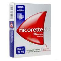NICORETTESKIN 25 mg/16 heures, dispositif transdermique B/28 à Libourne