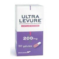 ULTRA-LEVURE 200 mg Gélules Fl/30 à Libourne