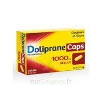 DOLIPRANECAPS 1000 mg Gélules Plq/8 à Libourne