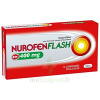 NUROFENFLASH 400 mg Comprimés pelliculés Plq/12 à Libourne