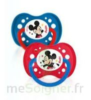 Dodie Disney sucettes silicone +18 mois Mickey Duo à Libourne