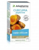 Arkogelules Curcuma Pipérine Gélules Fl/45 à Libourne