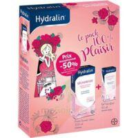 Hydralin Sécheresse Crème lavante spécial sécheresse 200ml+Lubrifiant 50ml à Libourne
